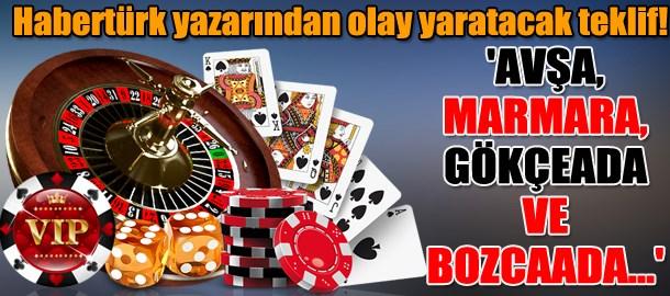 Habertürk yazarından olay yaratacak teklif! 'Avşa, Marmara, Gökçeada ve Bozcaada...'