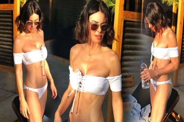 Ahmet Hakan Defne Samyeli'nin bikinili fotoğrafını yorumladı: Takdir edelim ama mübalağa etmeyelim!