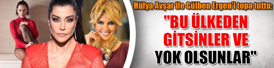 Deniz Akkaya, Hülya Avşar ile Gülben Ergen'i topa tuttu: