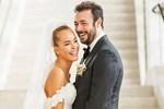Bengü ve Selim Selimoğlu 'Evet' dedi! İşte düğünden ilk fotoğraflar!