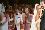 Kenan Doğulu ve Beren Saat, Bengü'nün düğününde aşka geldi!