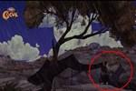İşte TRT Çocuk kanalındaki o sahne