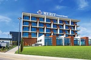 Merit, Avrupa'daki ilk otelini Bulgaristan'da açtı!