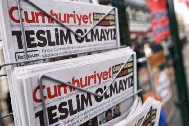 Cumhuriyet Gazetesi'nde bir flaş ayrılık daha!