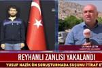 Habertürk ekranlarında ilginç anlar! Reyhanlı bombacısını 'Ali Nazik' yaptı! (Medyaradar/Özel)