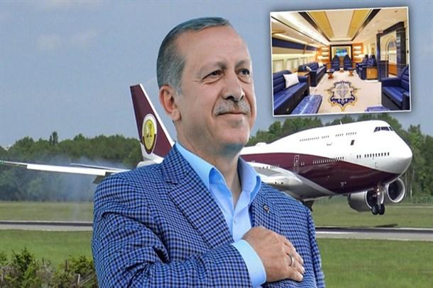 Cumhurbaşkanı Erdoğan tartışılan uçak için ilk kez konuştu! Satın mı alındı?