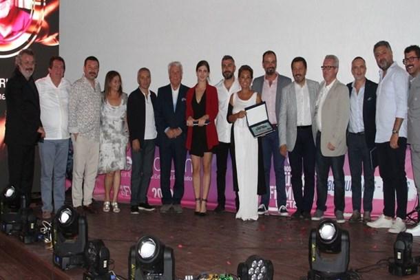 8. Bodrum Türk Filmleri Haftası'nın ödül töreni gerçekleşti