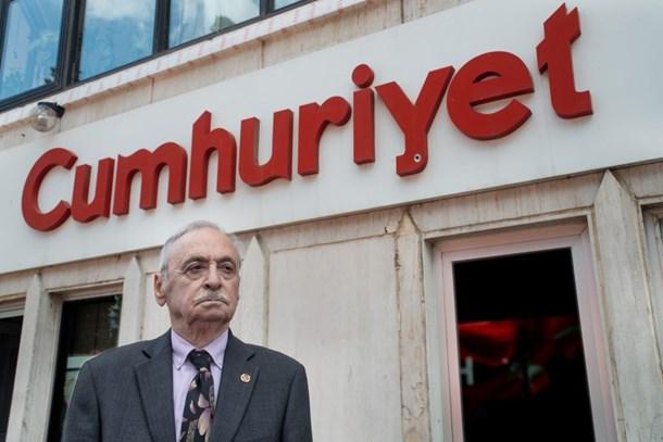 Eski Cumhuriyet Vakfı Başkanı Orhan Erinç