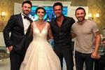 Survivor'ın yıldızı dünyaevine girdi! Düğüne hangi yarışmacılar katıldı?