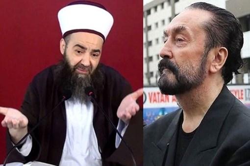 Adnan Oktar, cezaevinden Cübbeli Hoca'ya taş attı! 'Onun gibi bir görünümle...'