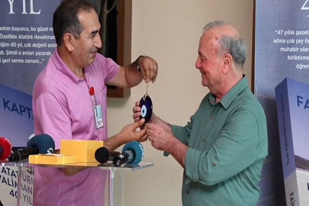 Usta gazeteci 40 yılın hatıralarını kitapta topladı