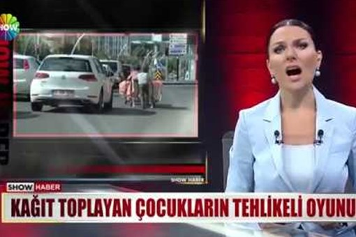 Show Tv Haber spikeri Ece Üner'in