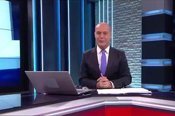 Haber Global'ın ünlü ekran yüzü ilk anonsunu yaptı: Gün sayıyoruz! (Medyaradar/Özel)