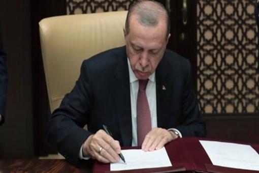 Erdoğan imzaladı! Yeni Şafak yazarı Cumhurbaşkanlığı danışmanlığına atandı!