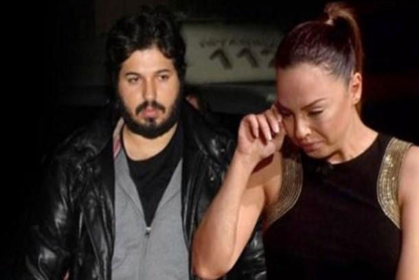 Zarrab ve Ebru Gündeş ABD'de otel odasında buluştu! 29.katta büyük kavga!