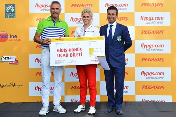 Pegasus Golf Challenge Turnuvası 10. kez oynandı!