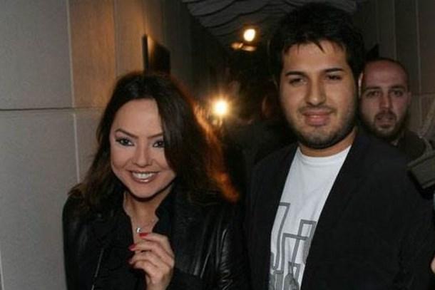Reza Zarrab için Amerika'ya giden Ebru Gündeş, Türkiye'ye döndü!