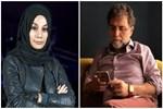 Ahmet Hakan camianın kızlarına ayar verdi, Esra Elönü sinirlendi: Yazacaksan bunları da yaz!