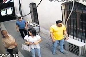 İstanbul Bayrampaşa'daki karakolda skandal görüntü!