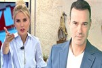 Ece Erken'den olay iddia! Murat Başoğlu Beyaz TV'yi bastı, yapımcının ağzına silah soktu!