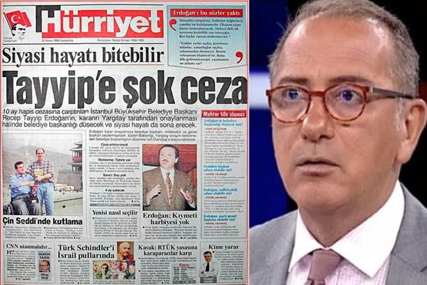 Fatih Altaylı Radar Operatörü'ne yakalandı! Hürriyet'in o manşetinde 'fikir ayrılığı' var mıydı?