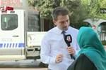A Haber muhabirinin röportajı sosyal medyayı salladı