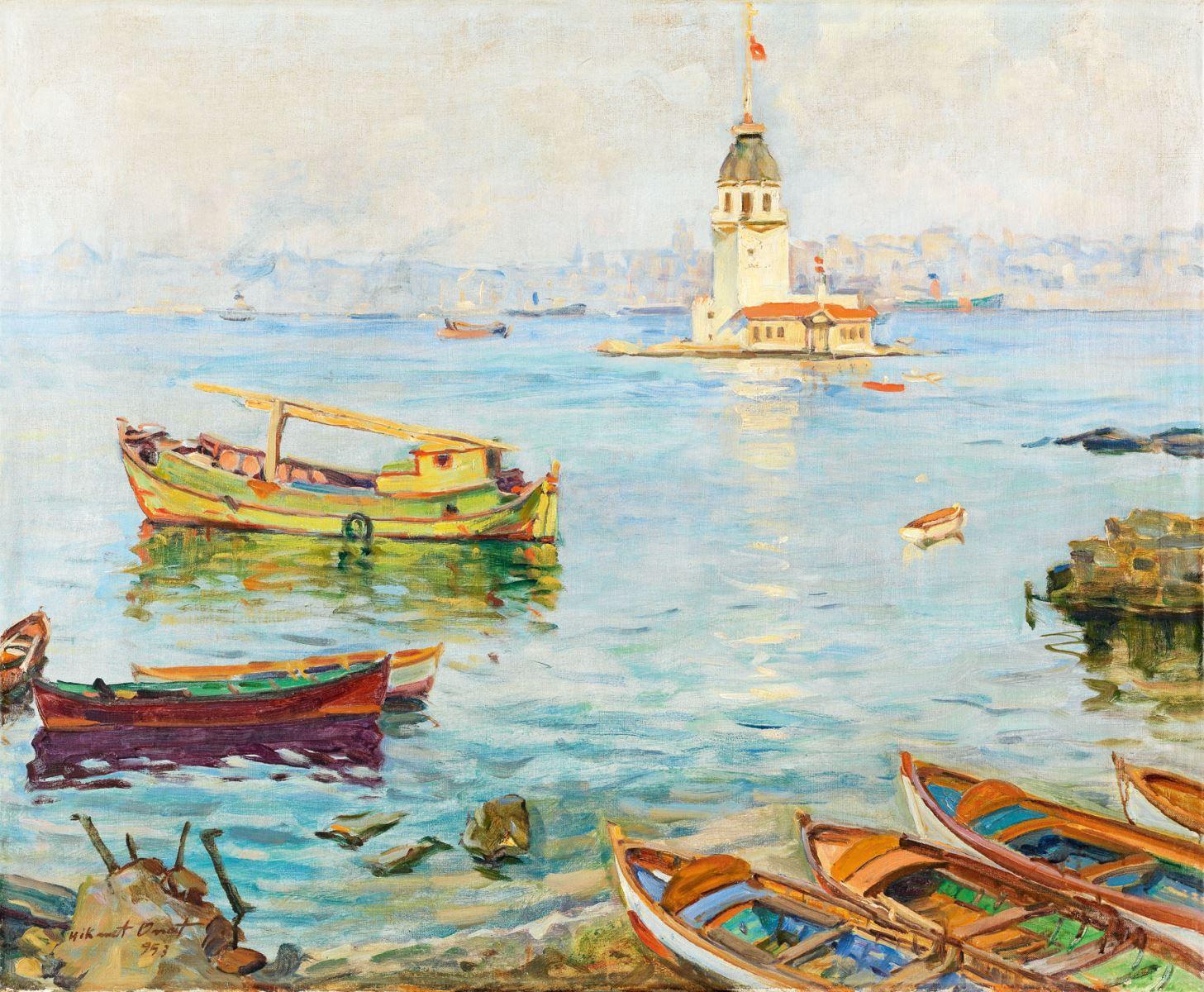 çağdaş türk resim sanatı ile ilgili görsel sonucu