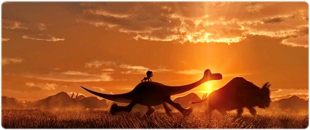 Vizyon Filmleri: İyi Dinozor